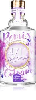 4711 Remix Lavender eau de cologne mixte