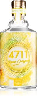 4711 Remix Lemon eau de cologne mixte