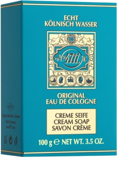 4711 Original perfumed soap Unisex