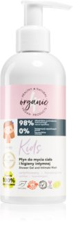 4Organic Kids гель для интимной гигиены