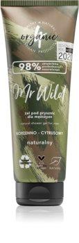 4Organic Mr. Wild gel doccia naturale