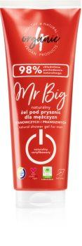 4Organic Mr. Big gel doccia naturale
