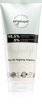 4Organic Probiotyk gél intim higiéniára