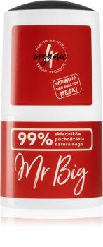 4Organic Mr. Big deodorante roll-on