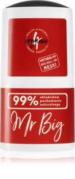 4Organic Mr. Big desodorizante roll-on