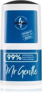 4Organic Mr. Gentle desodorizante roll-on