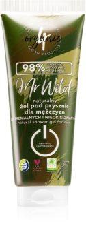 4Organic Mr. Wild přírodní sprchový gel
