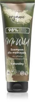 4Organic Mr. Wild shampoing