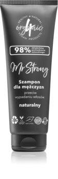 4Organic Mr. Strong šampon proti vypadávání vlasů