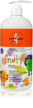 4Organic Fruity ekstra nežen šampon za vso družino