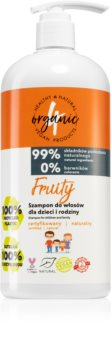 4Organic Fruity shampoing extra-doux format familial