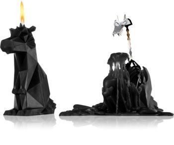 54 Celsius PyroPet DREKI (Dragon) decorative candle Black
