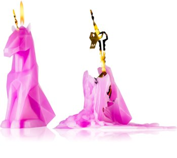 54 Celsius PyroPet EINAR (Unicorn) gyertya lilac