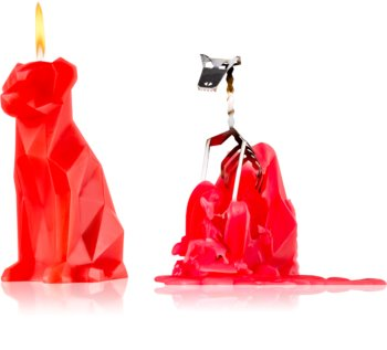 54 Celsius PyroPet VOFFI (Dog) decorative candle berry