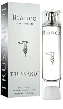 Trussardi Bianco toaletní voda pro ženy 75 ml