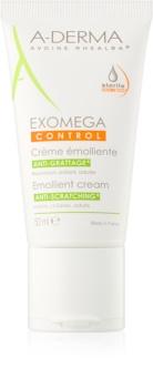 A-Derma Exomega Bodycreme für zarte Haut für sehr trockene, empfindliche und atopische Haut