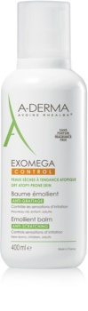 A-Derma Exomega baume corps adoucissant pour peaux très sèches et atopiques