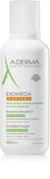 A-Derma Exomega Mjukgörande kroppsbalsam  För mycket torr känslig och atopisk hud