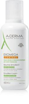 A-Derma Exomega vlažilni balzam za telo za zelo občutljivo suho in atopično kožo