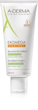 A-Derma Exomega омекотяващ балсам за тяло за много суха чуствителна и атопична кожа