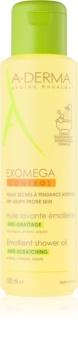 A-Derma Exomega ulei de duș emolient pentru piele uscata spre atopica