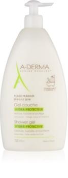 A-Derma Hydra-Protective vlažilen gel za prhanje