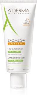 A-Derma Exomega тоалетно мляко за тяло за много суха чуствителна и атопична кожа