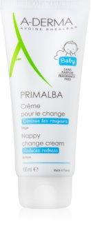 A-Derma Primalba Baby creme protetor contra a irritação das fraldas
