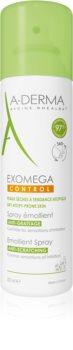 A-Derma Exomega upokojujúci sprej pre suchú až atopickú pokožku