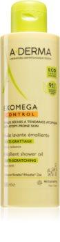 A-Derma Exomega ošetrujúci sprchový olej