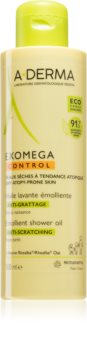 A-Derma Exomega pielęgnujący olejek pod prysznic