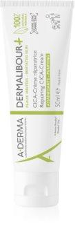 A-Derma Dermalibour+ krem naprawczy do podrażnionej skóry