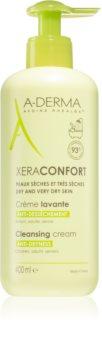 A-Derma Xeraconfort почистващ крем  за много суха кожа