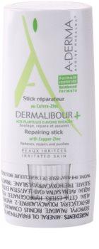 A-Derma Dermalibour+ Regenererende pind Til Irriteret hud