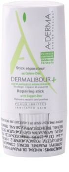 A-Derma Dermalibour+ regenerirajući stick za nadraženu kožu