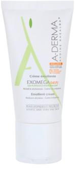 A-Derma Exomega crema para pieles muy secas, sensibles y atópicas