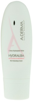 A-Derma Hydralba hidratantna krema za suho lice