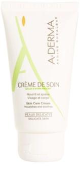 A-Derma Original Care Cream for Sensitive Skin