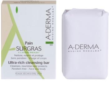 A-Derma Original Care sapun gentil pentru curatare