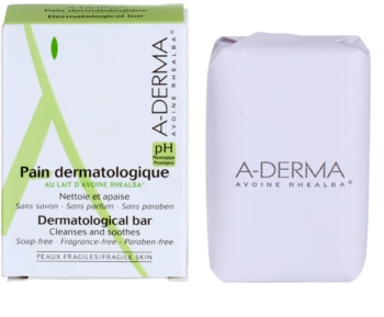 A-Derma Original Care Dermatologinen Puhdistuspala Herkälle Ja Ärtyneelle Iholle