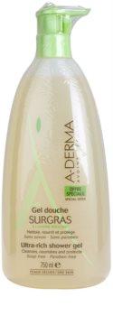 A-Derma Original Care θρεπτικό τζελ για ντους