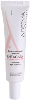 A-Derma Rheacalm crema calmante para contorno de ojos