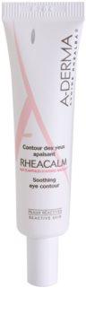 A-Derma Rheacalm изглаждащ околоочен крем