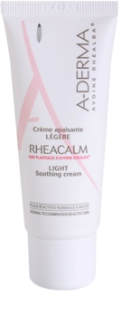 A-Derma Rheacalm Soothing Cream for Normal and Combination Skin