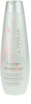 A-Derma Sensifluid micelarna voda za čišćenje za osjetljivu kožu lica