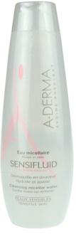 A-Derma Sensifluid очищаюча міцелярна вода для чутливої шкіри