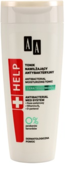 AA Cosmetics Help Acne Skin tonik nawilżający do skóry problemowej