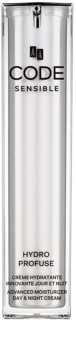 AA Cosmetics CODE Sensible Hydro Profuse creme hidratante de dia e noite