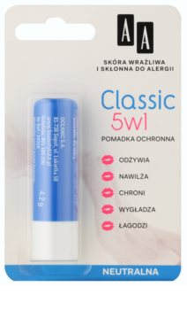 AA Cosmetics Lip Care  Classic ajakvédő balzsam 5 in 1