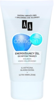 AA Cosmetics Collagen HIAL+ Energisoiva Puhdistava Geeli 30+